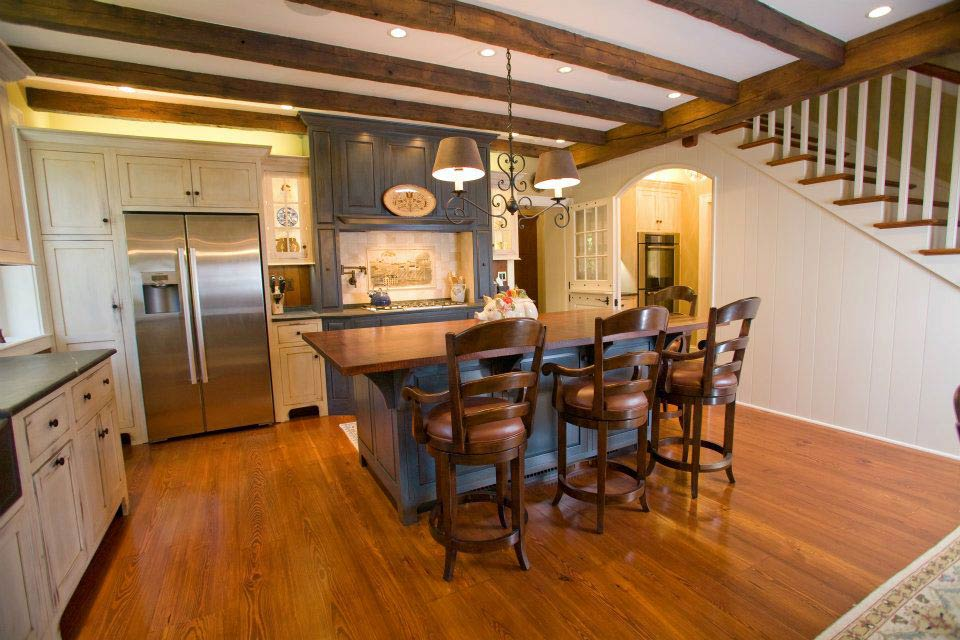 custom kitchen cabinets, custom islands for your kitchen